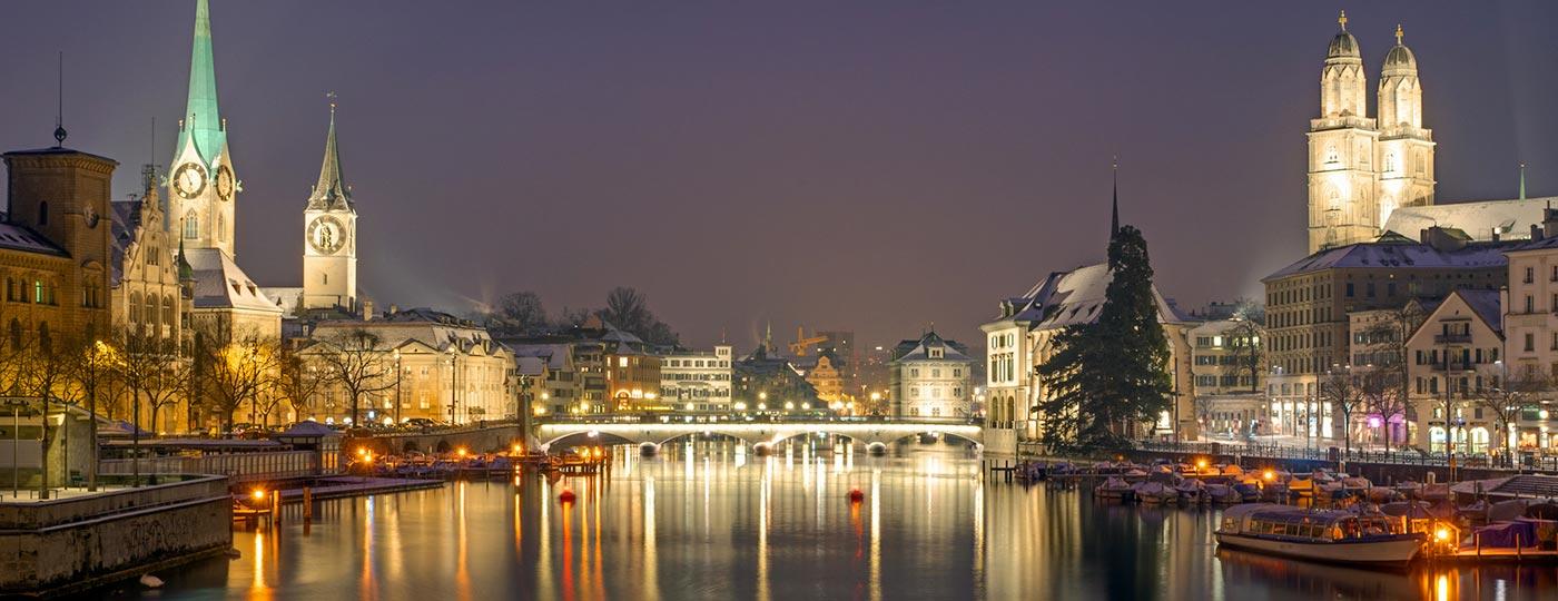 Zurigo: città pulsante fra tradizione e tendenza