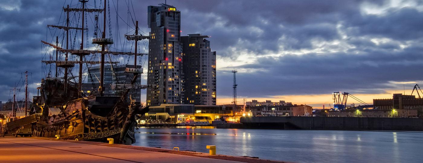 Gdynia - miejsce na rodzinną wycieczkę