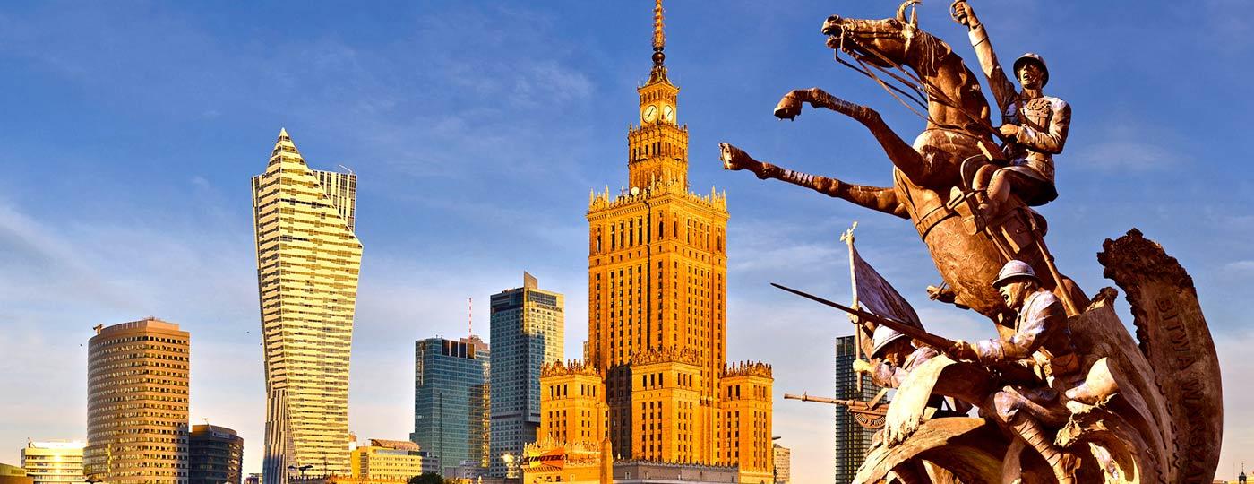 Warszawska Starówka - miejsce warte poznania