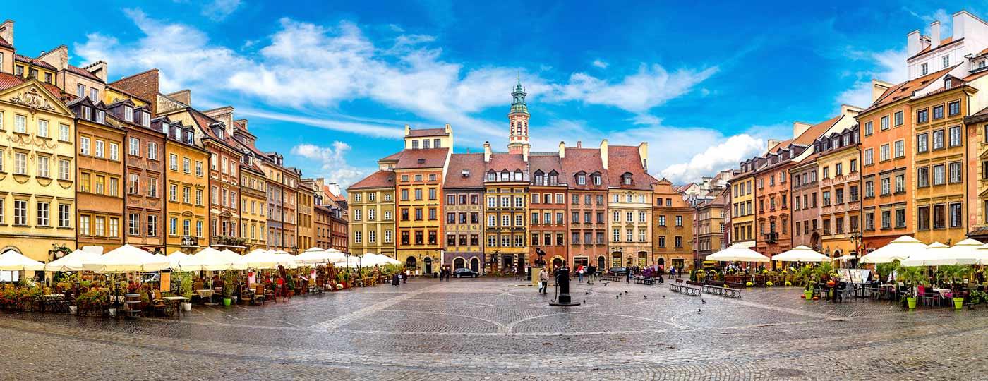 Warszawa - rozwój i nowoczesność