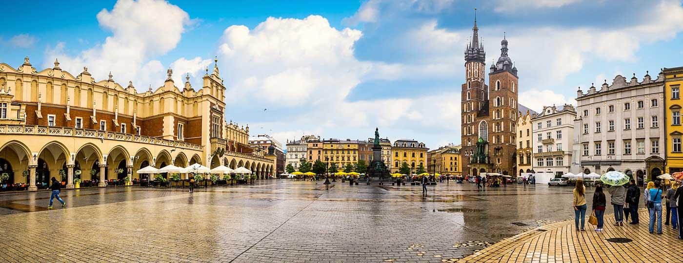 Kraków - miasto, które wciąga