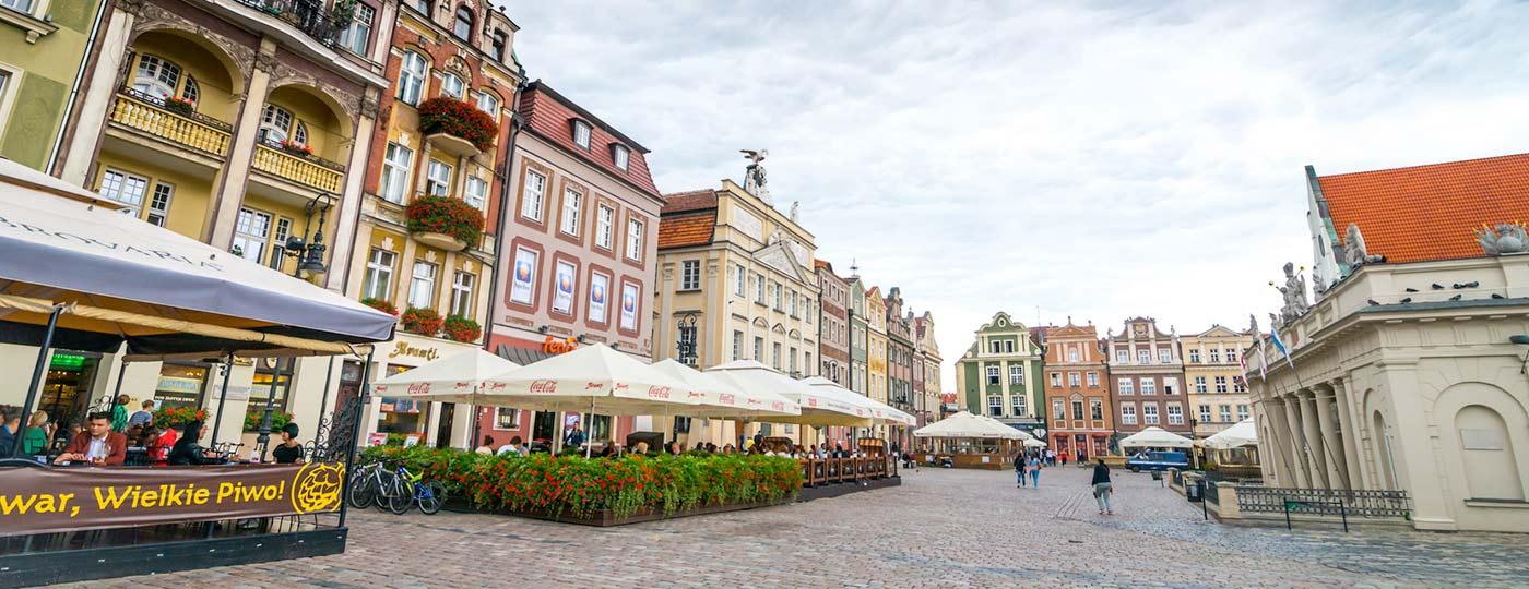 Warszawa – historia zaklęta w bruku
