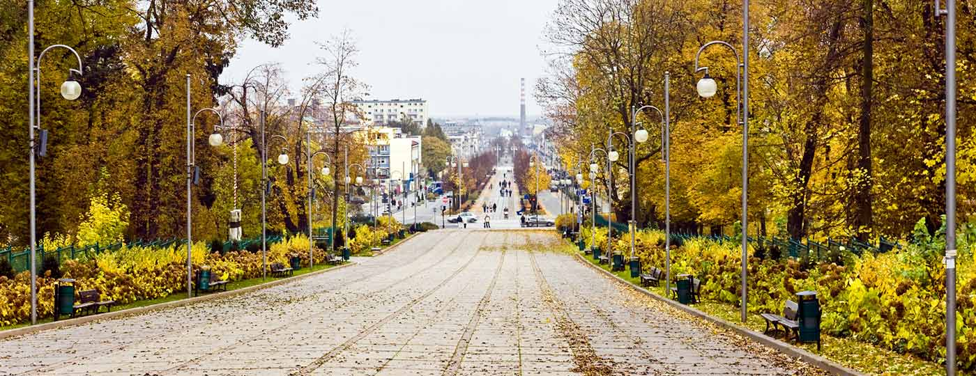 Szczecin - miasto Gryfa