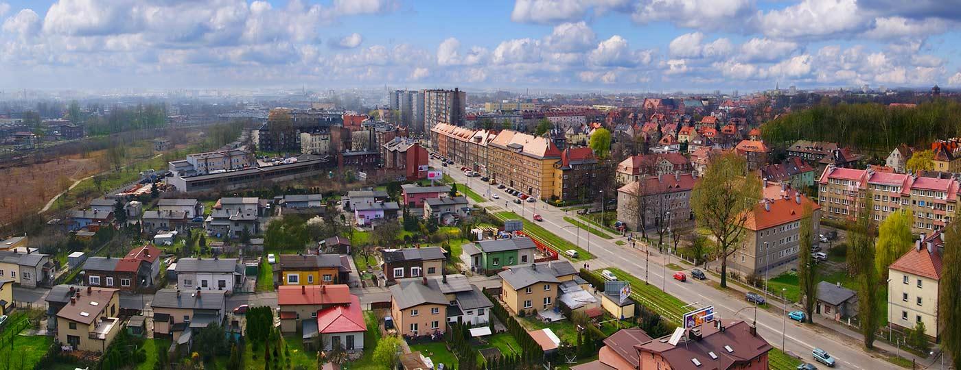 Katowice – tu nie sposób się nudzić