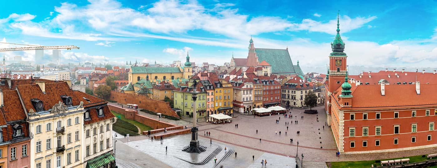 Urokliwe miasto Wałbrzych