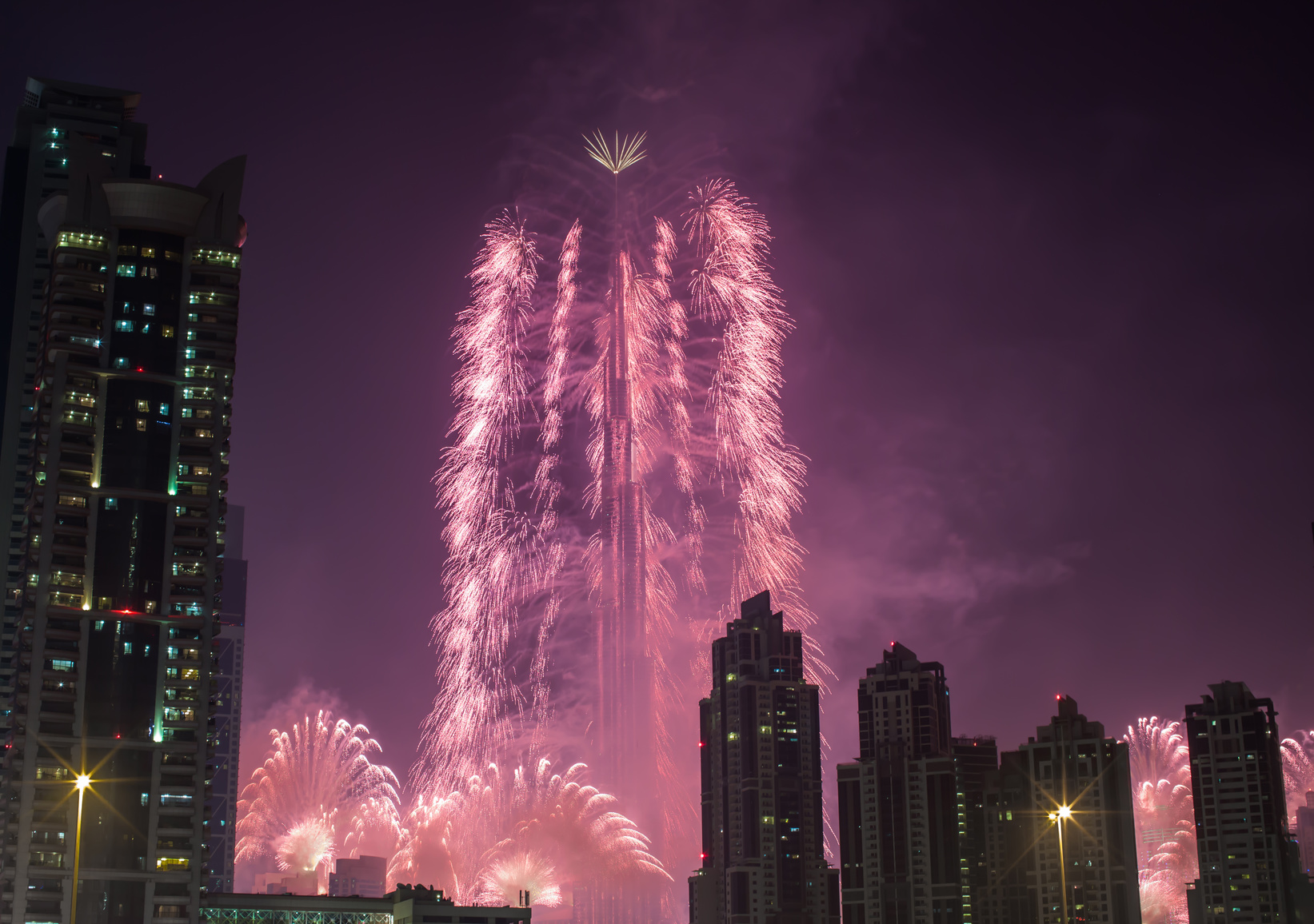 Cheap Ways to Celebrate New Year's in Dubai