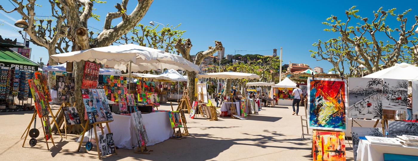 Les trésors à petit prix de Cannes