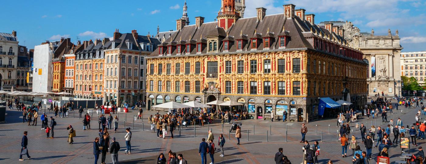 Découvrir Lille à petit prix