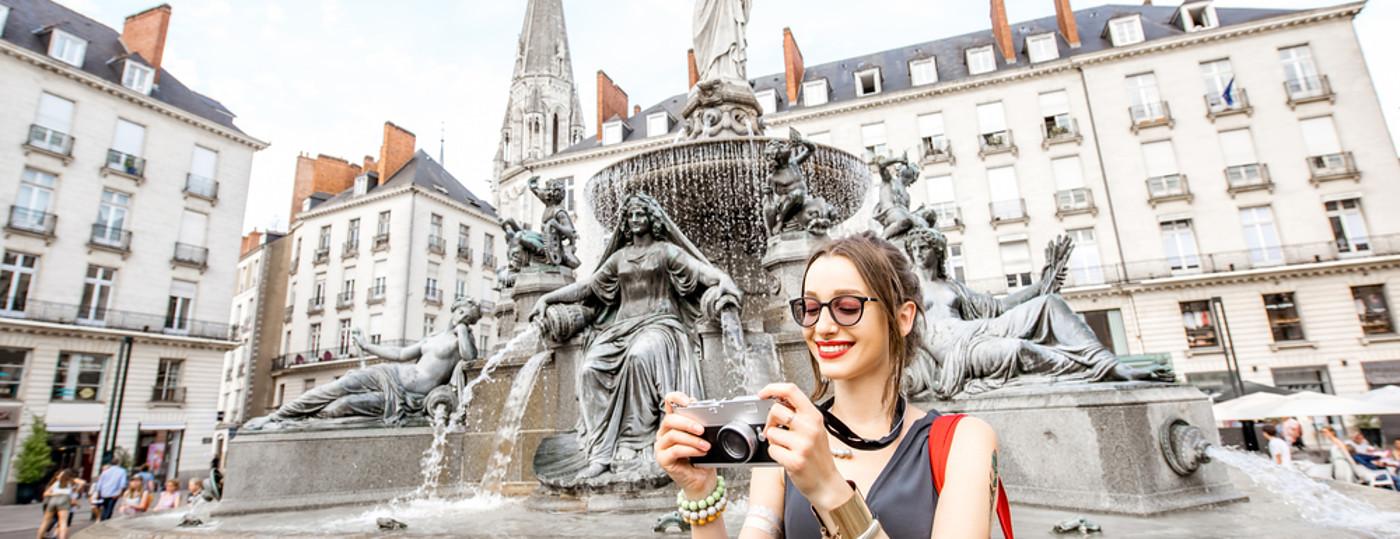 Nantes pour les petits budgets