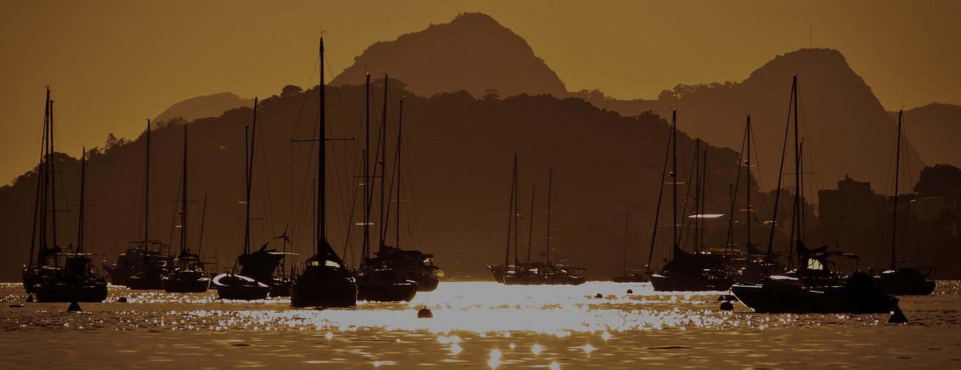 Vista da Zona Portuária do Rio de Janeiro