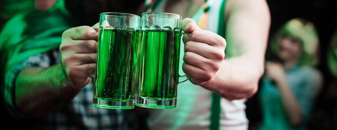 St. Patrick's Day in Berlin feiern