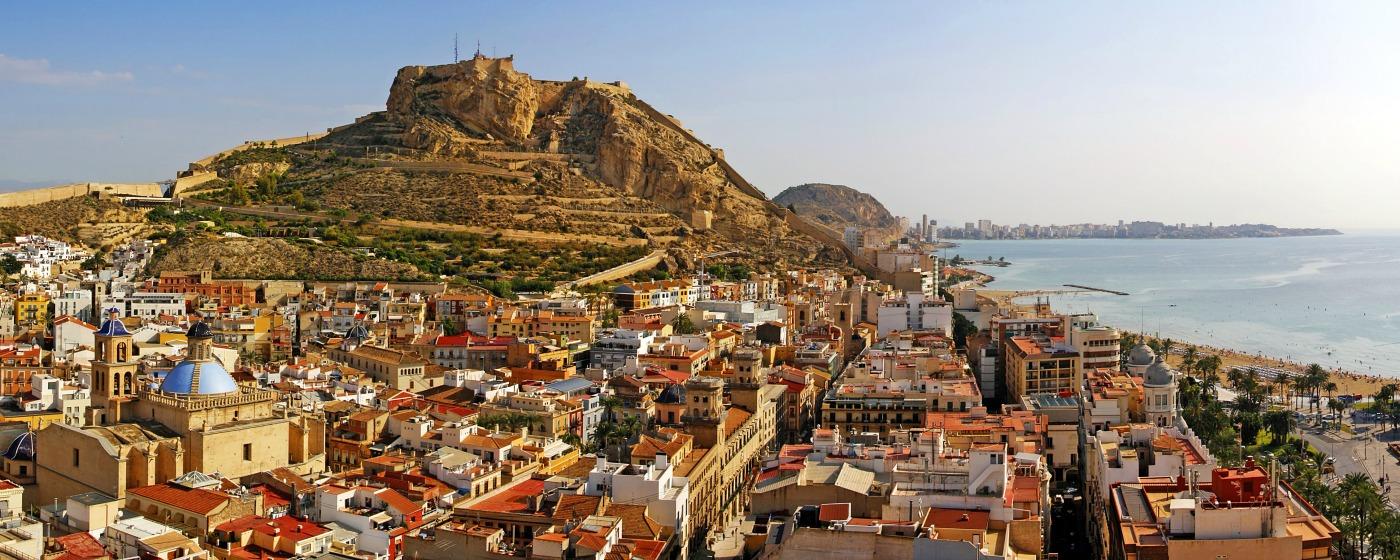Turismo y hoteles baratos en Alicante