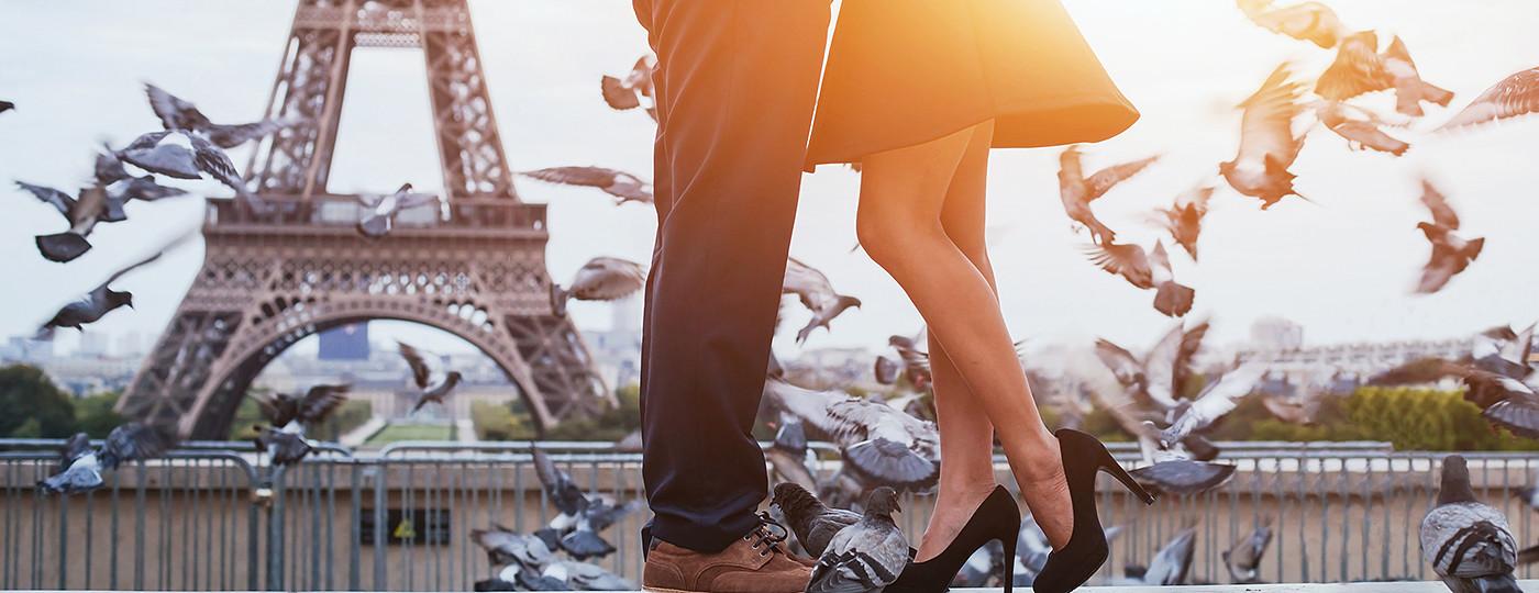 Amor en la Torre Eiffel