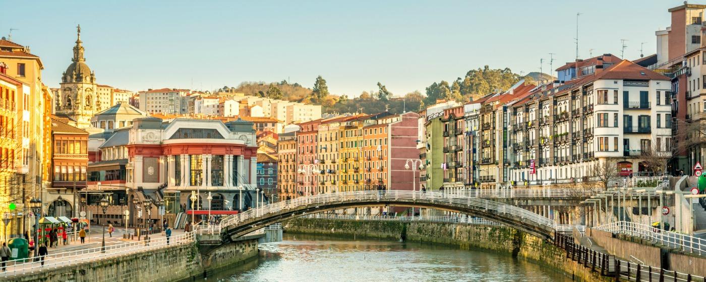 Disfruta de los encantos de Bilbao, alojado en tu hotel barato ibis