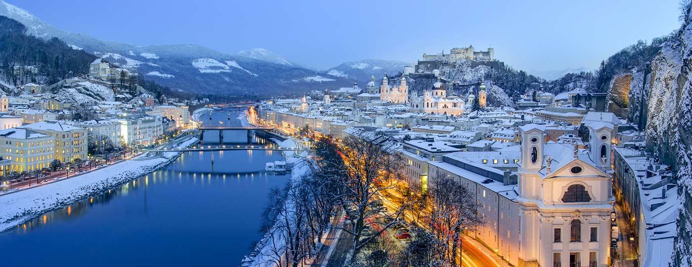 Mittagspause Salzburg
