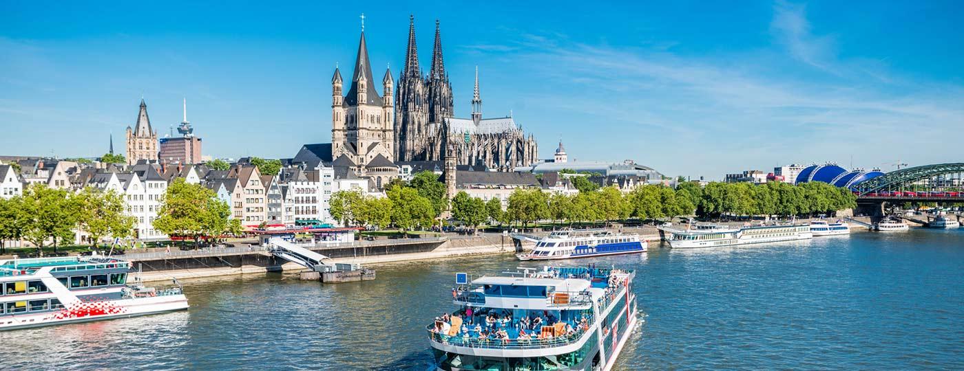 Mittagspause Köln
