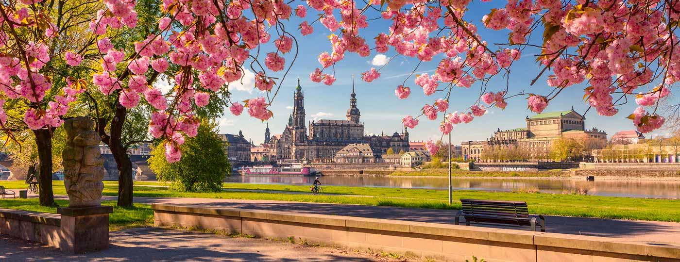 Mittagspause Dresden
