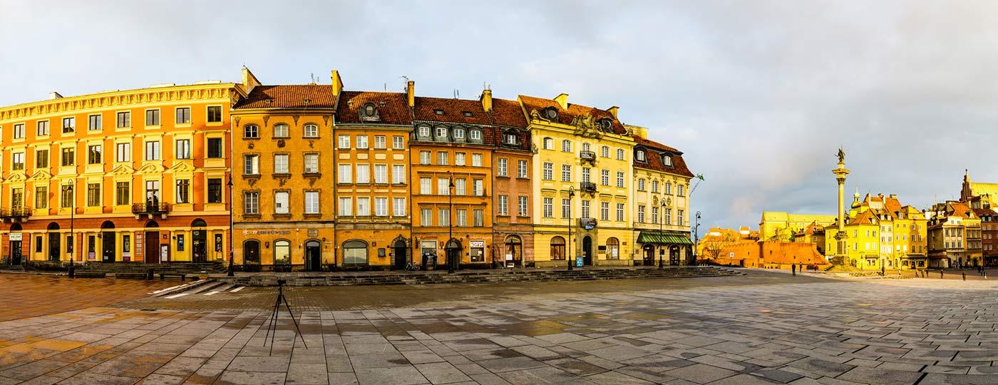 5 miejsc w Warszawie, które musisz poznać
