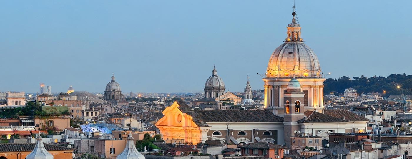 Serate a Roma: i luoghi del divertimento