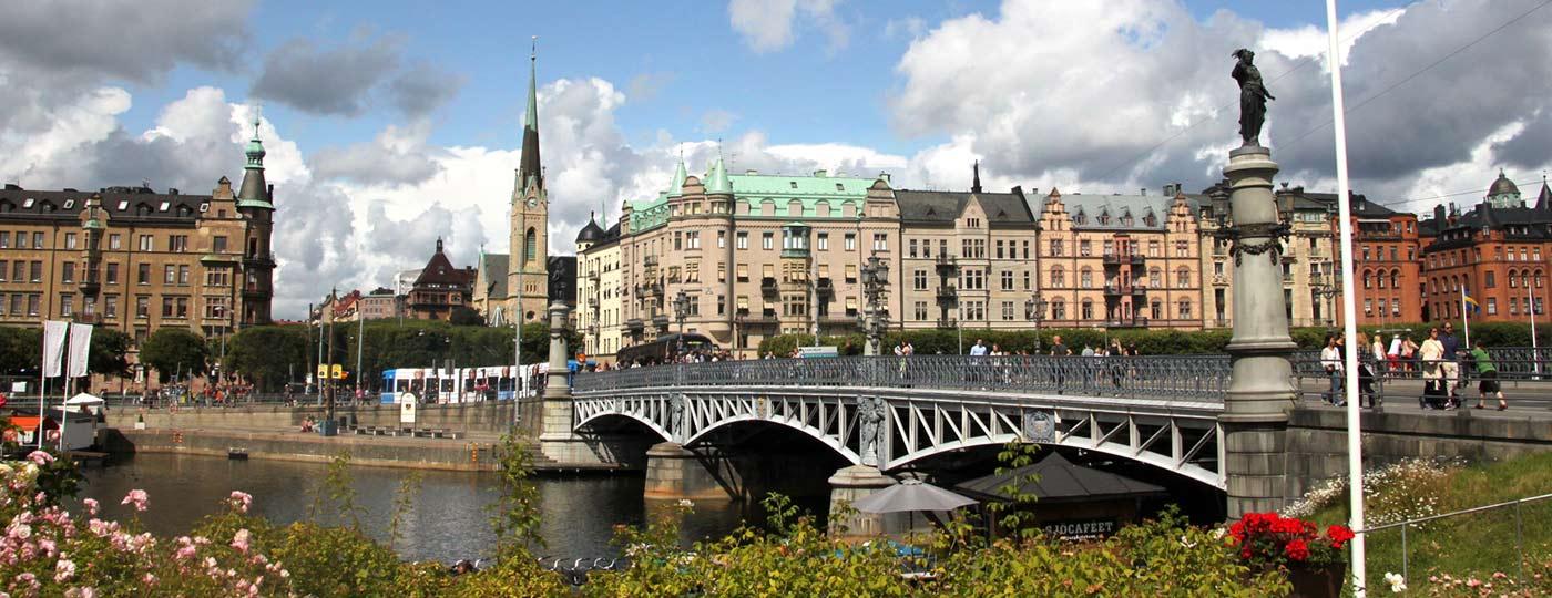 Mittagspause Stockholm