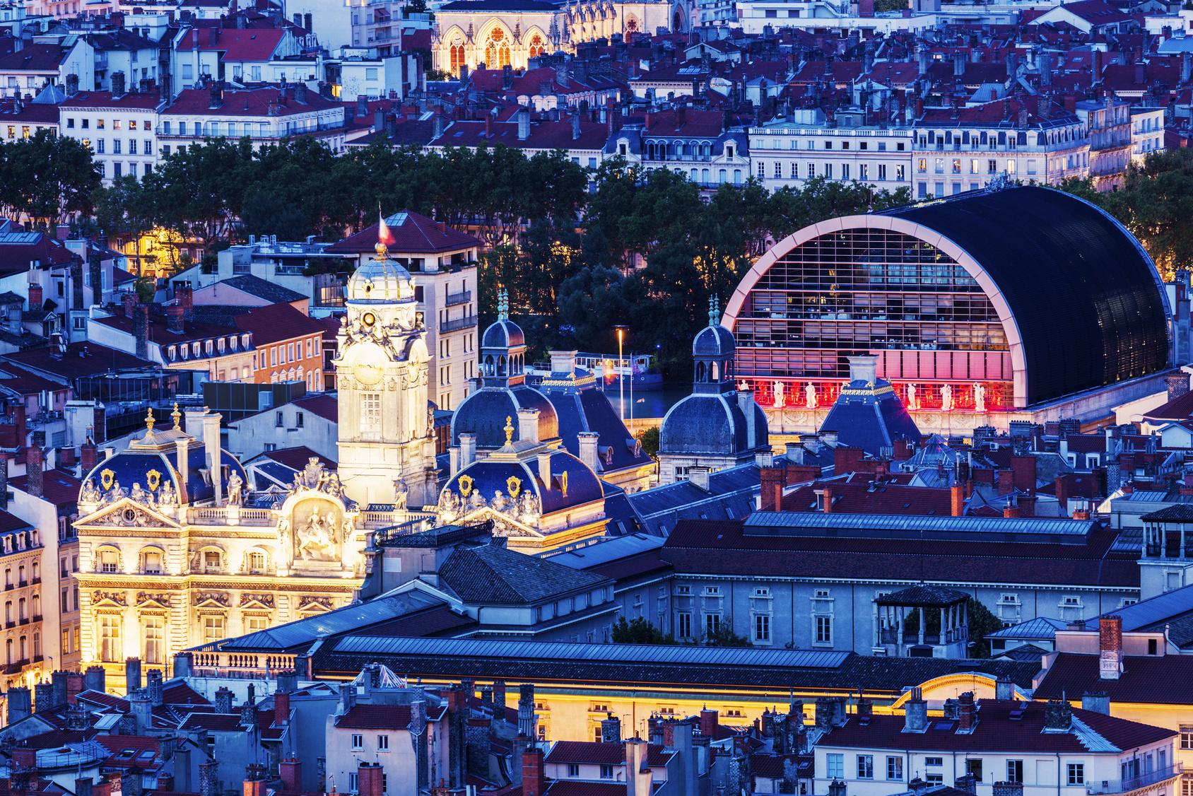 Städte mit beeindruckender Architektur