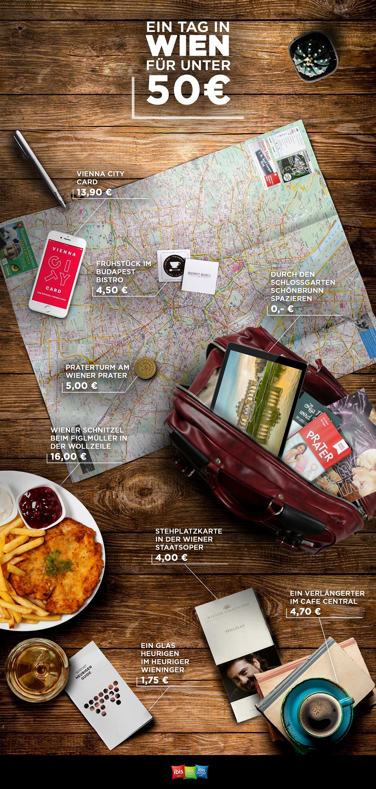 Wien günstig entdecken (Infografik)