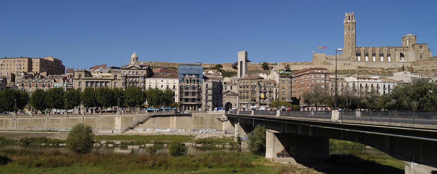Panorámica Lleida